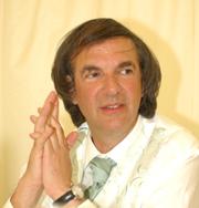 Dr  Laurence Gerlis of Sameday Doctor